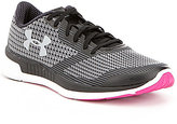 Under Armour Women's Charged Lightning Jacquard Woven Lace Up Sneakers