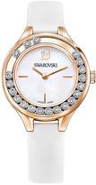 Swarovski Lovely Crystals Mini Watch, White
