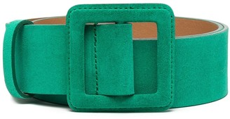 BA&SH Betty square-buckle belt