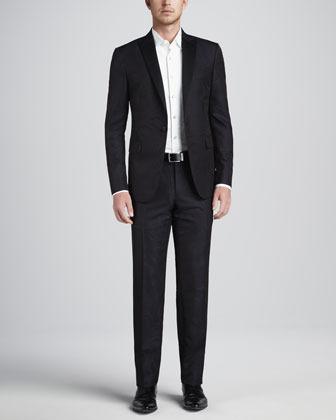 Etro Paisley Jacquard Tuxedo