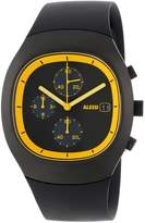 Alessi Men's AL21011 Ray Chronograph and Polyurethane Designed by Stefano Giovannoni Watch