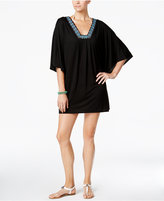 Dotti Beaded Tunic Cover-Up