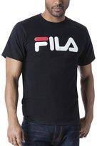 Fila Men's Printed Logo Tee T Shirt (M, )