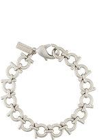 Salvatore Ferragamo Gancio chain bracelet