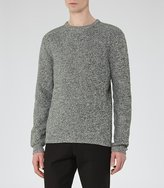 Reiss Twister Multi Yarn Jumper