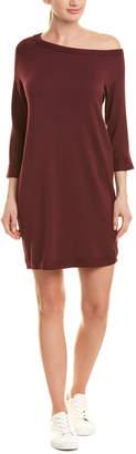 Splendid Off-Shoulder Shift Dress