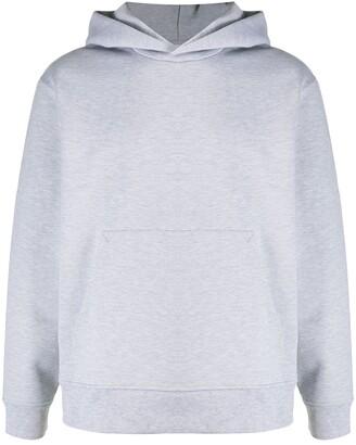 Acne Studios Classic Fit Hooded Sweatshirt