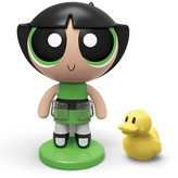 "The Powerpuff Girls, 2"" Action Doll, Buttercup with Pet Rubber Ducky, by Spin Master"