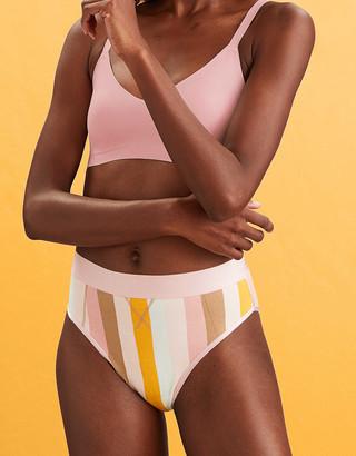 aerie Cotton High Waisted Bikini Underwear