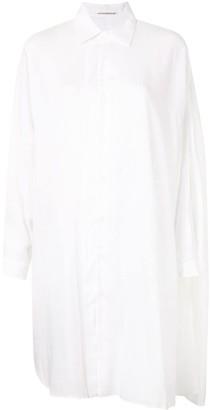 Yohji Yamamoto Longline Cloak Shirt