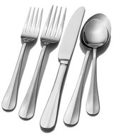 International Silver Simplicity 101-pc. Flatware Set