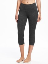 Old Navy Go-Dry High-Rise Cropped Leggings for Women
