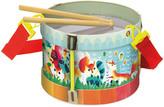 Vilac Woodland Metal Tambourine Multicoloured