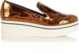 Stella McCartney Binx flatform loafers