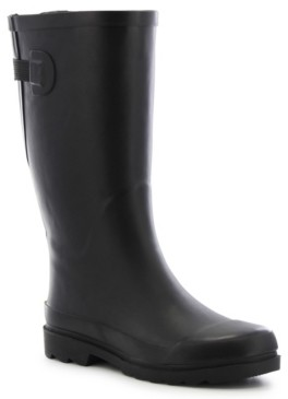 Western Chief Women's Wide-Calf Rubber Rain Boots Women's Shoes