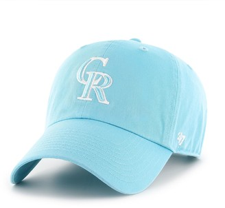 '47 Adult Colorado Rockies Clean Up Hat
