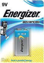 Energizer Advanced 9V Battery 1 Pack