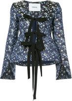 Erdem Mila blouse - women - Silk/Polyester - 10