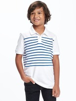 Old Navy Pique Polo for Boys