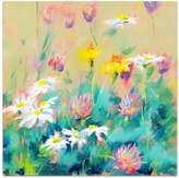 United Artworks A Daisy Wish Canvas