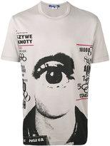 Junya Watanabe Comme Des Garçons Man printed T-shirt