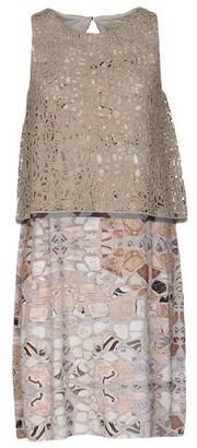 Maliparmi Tessuto Della Memoria By TESSUTO DELLA MEMORIA by Short dress