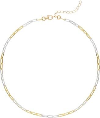Electric Picks Mercury Chain Necklace