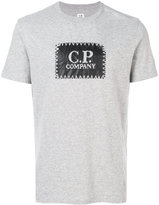 C.P. Company logo print T-shirt - men - Cotton - L
