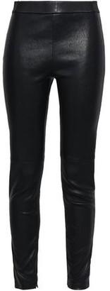 Elie Tahari Stretch-leather Leggings