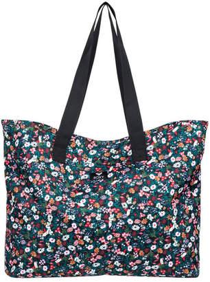 Roxy Wildflower Printed 28L - Large Tote Bag