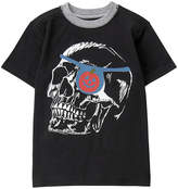 Gymboree Black Skull Eye Patch Harvest Tee - Boys
