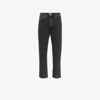 Totême Original cropped jeans