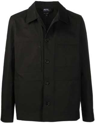 A.P.C. Andre shirt jacket
