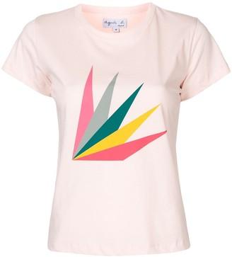 agnès b. graphic print T-shirt