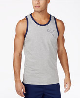 Puma Men's Iconic Logo Tank Top
