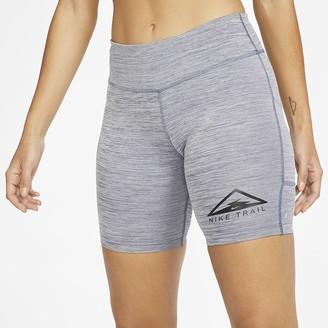 "Nike Women's 7"" Trail Running Shorts Fast"