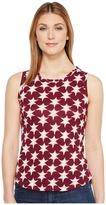 Lucky Brand Star Tank Top Women's Sleeveless