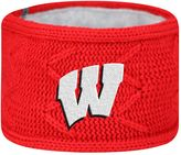 Top of the World Adult Wisconsin Badgers Ziggy Knit Headband