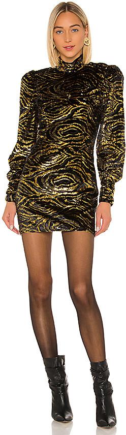 GRLFRND Janice Mini Dress