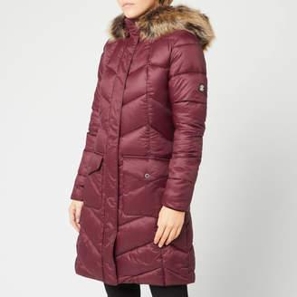 Barbour Women's Clam Quilt Coat