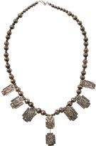 One Kings Lane Vintage Old Navajo-Style Sterling Necklace
