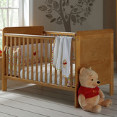 Disney Winnie the Pooh Deluxe Cot Bed