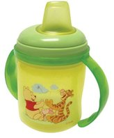 The First Years Y9556 7-Ounce Winnie The Pooh Soft Spout Trainer Cup