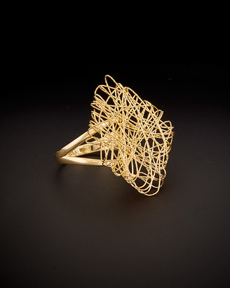 Italian Gold 14K Wire Ring