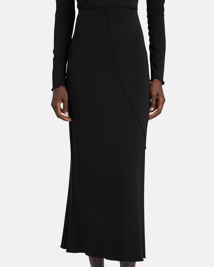 Thumbnail for your product : The Line By K Vana Knit Midi Skirt