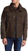 Pendleton Sedona Faux Shearling Collar Jacket