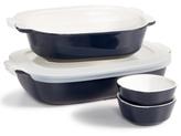 Corningware Midnight 6-Pc. Bakeware Set