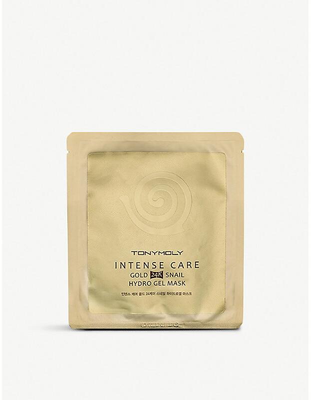 Tony Moly Intense Care Snail Gold 24k Hydrogel Mask 45g