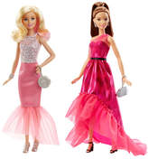 Barbie Pink Fabulous Gown Doll Assortment