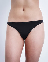 Stella McCartney Stella Smooth lace thong